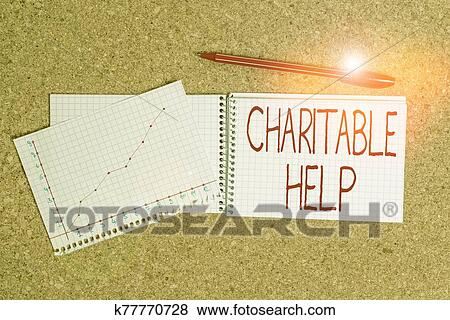 Essay on helping those in need