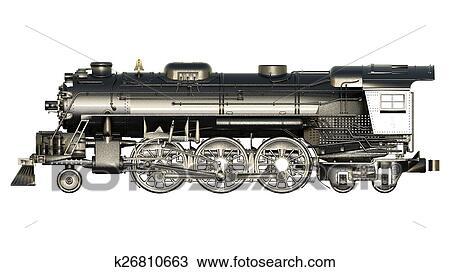 Steam locomotive Drawing