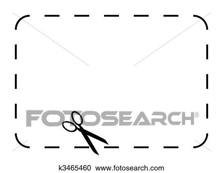 Blank Voucher | Stock Illustrations Of Blank Coupon Or Voucher K3465460 Search