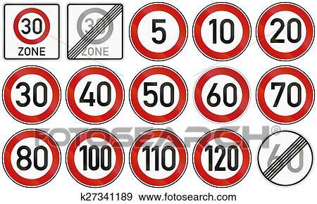 Geschwindigkeit Deutschland