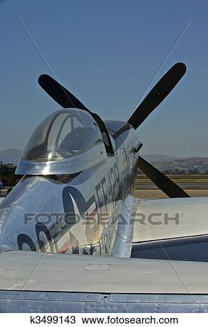 This World War II fighter plane saw plenty of action in the