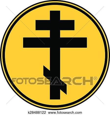 clipart religioso ortodosso croce button k28488122 cerca rh fotosearch it clip art religious images clip art religious pictures