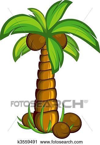 Clipart palmier k3559491 recherchez des clip arts des illustrations des dessins et des - Palmier clipart ...