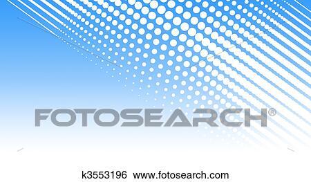 Weiß Töne stock illustration universal hintergrund in blau weiß töne