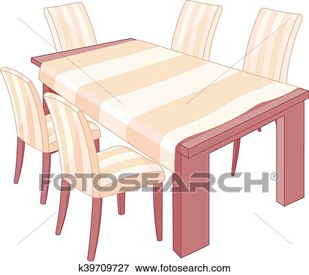 Admirable Dining Table Clip Art Download Free Architecture Designs Scobabritishbridgeorg