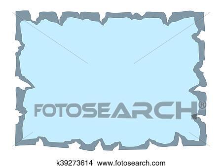 Parchemin Vieux Papier Clipart K39273614 Fotosearch