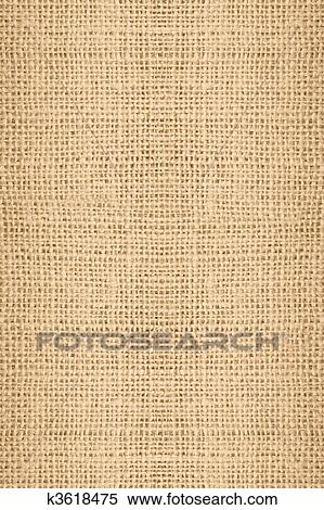 Stock Image Of Closeup Burlap Background Texture Has Been Prepared To Be Tileable