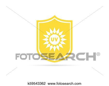 Sun, ultraviolet light, ultraviolet radiation, ultraviolet illumination, uv  icon
