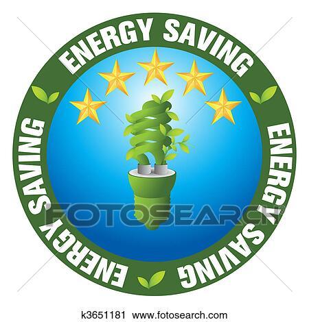 clipart of energy saving k3651181 search clip art illustration rh fotosearch com clipart energy drink solar energy clipart