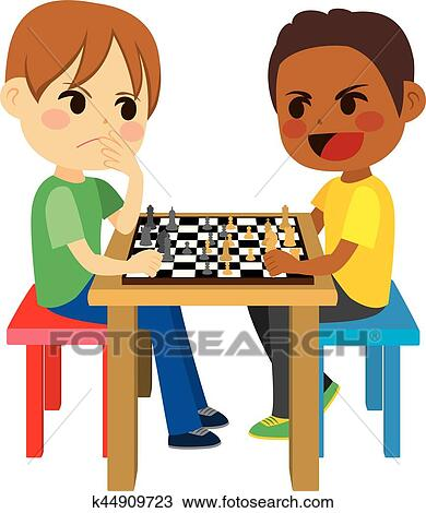 Kids Clipart Play