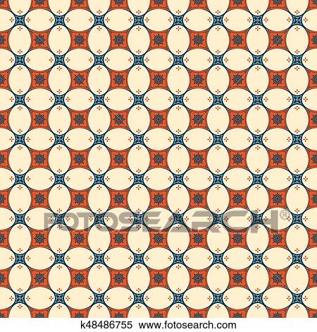outlet store 5109d 0b8e4 Batik Traditional Fabric from Java Clipart