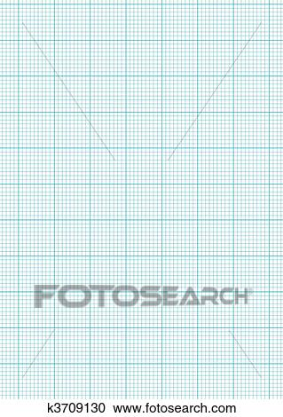 clipart of graph paper a4 sheet k3709130 search clip art