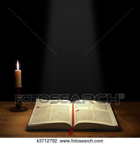 Clip Art Biblia Abierta K3712792 Buscar Clip Art Ilustraciones