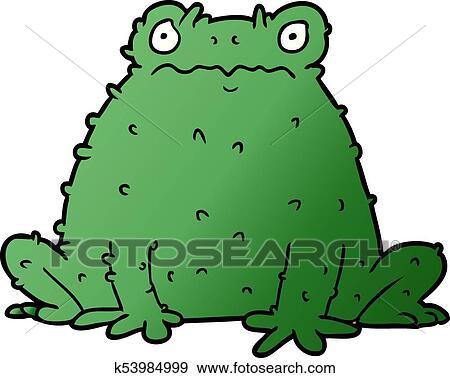 Crapaud Dessin clipart - dessin animé, crapaud k53984999 - recherchez des cliparts