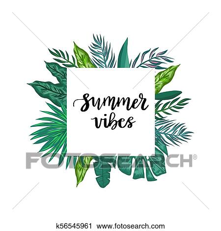 Green Palm Leaves Template Clipart K56545961 Fotosearch Find the best free stock images about tropical leaves. green palm leaves template clipart