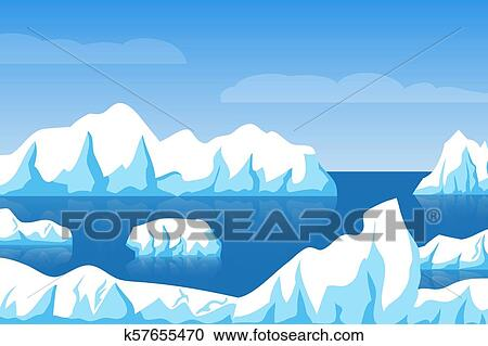 Iceberg clipart cartoon, Iceberg cartoon Transparent FREE for download on  WebStockReview 2020