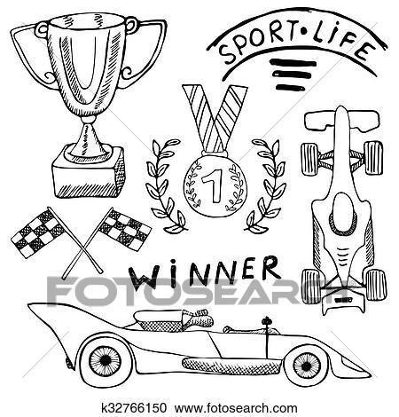 Cd Race Car