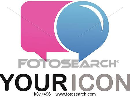 clipart of callout shape icon logo k3774961 search