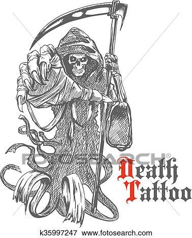 Scheletro danzante☠ | Tatuajes de esqueleto
