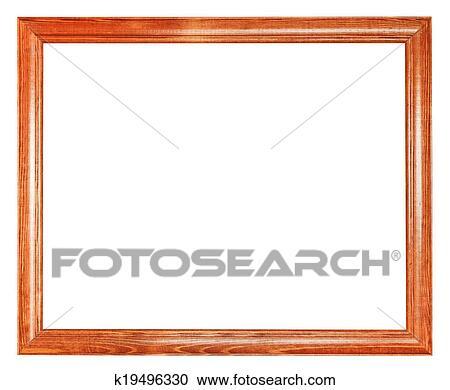 fc6cc222e بسيط, أسمرالون, إطار الصورة خشبي ألبوم الصور   k19496330   Fotosearch