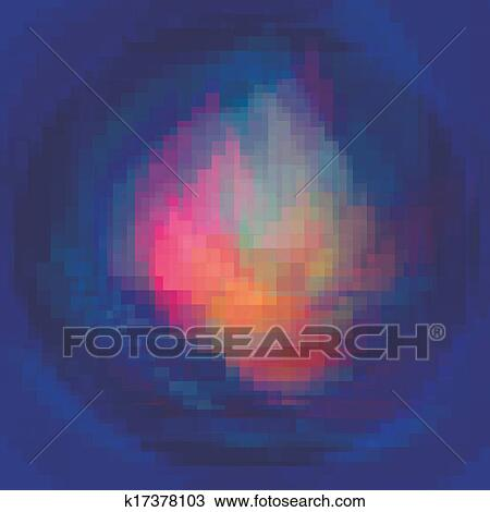 Pixel Fleur Dessin