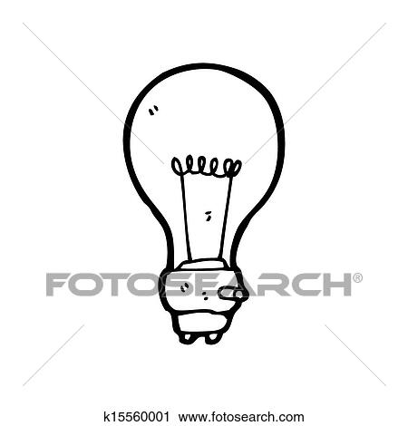 Clipart of electric light bulb symbol cartoon k15560001 search clipart electric light bulb symbol cartoon fotosearch search clip art illustration murals publicscrutiny Images