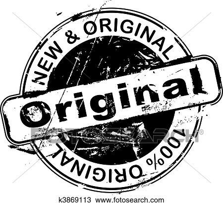 clipart tampon original k3869113 recherchez des clip arts des illustrations des dessins. Black Bedroom Furniture Sets. Home Design Ideas