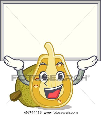 Jackfruit Cartoon Pictures