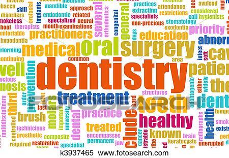 Odontologia Coleccion De Ilustraciones K3937465