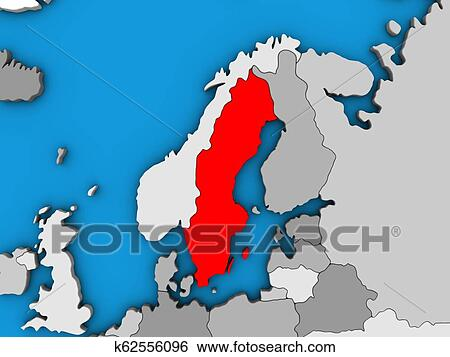 Sweden on 3D map Stock Photograph on street view of sweden, outline map of sweden, blackout map of sweden, interactive map of sweden, travel map of sweden, coloring map of sweden, cartoon map of sweden, cute map of sweden, vintage map of sweden, hd map of sweden, food map of sweden, terrain map of sweden, print map of sweden, google map of sweden, black map of sweden,