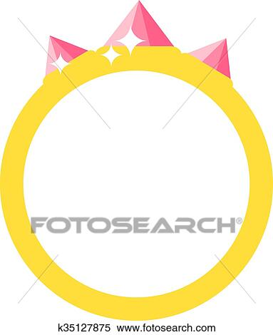 clipart of precious ring with stone colored gems isolated on white rh fotosearch com clipart coloring sheets of garden of eden clipart coloring sketching of people