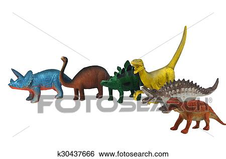 Aislado Dinosaurios Juguetes Photo Coleccion De Fotografia K30437666 Fotosearch Aquí tienes los más grandes dinosaurios y animales prehistóricos con los que pasar horas de diversión. aislado dinosaurios juguetes photo coleccion de fotografia