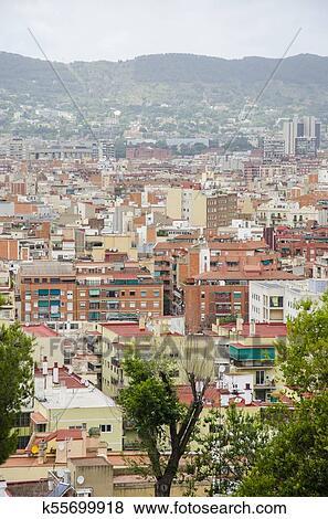 11++ Barcelona Vista De Cima
