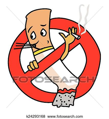 clip art of no smoking k24293168 search clipart illustration rh fotosearch com search clip art by file extension search clipart image