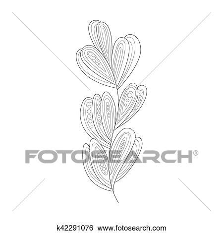 Clip Art - seagrass, mar, submarino, naturaleza, adulto, negro y ...