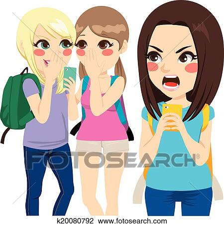 Cyber Bullying Clipart Png - Free Transparent PNG Clipart Images Download