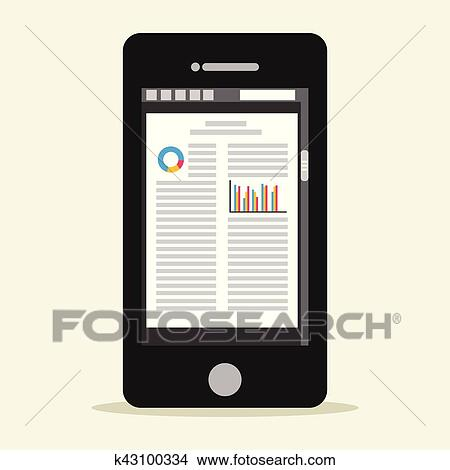 Smart Communication Book Education Theme Illustration, Learn, Cartoon,  Creative PNG Transparent Clipart Image and PSD File for Free Download
