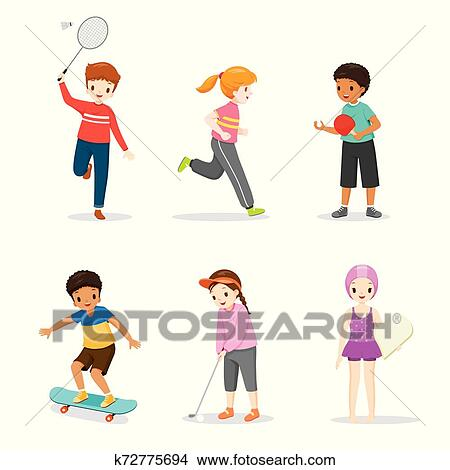 Good Morning Children , Free Transparent Clipart - ClipartKey