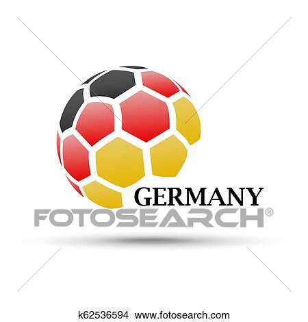 Deutscher Fussball Bund Vector Art & Graphics   freevector.com