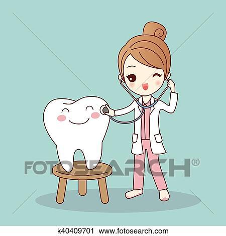 دكتور اسنان كرتون