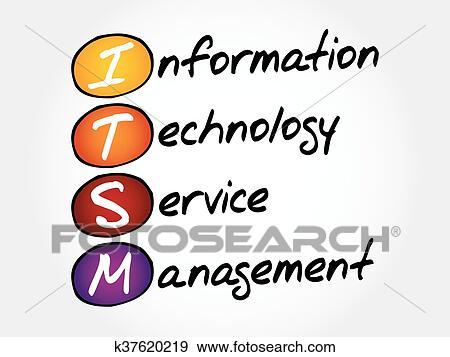 clip art of itsm information technology service k37620219 search rh fotosearch com information technology clipart png information technology clipart graphic