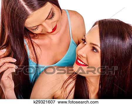 Sexy lesbische Fotos