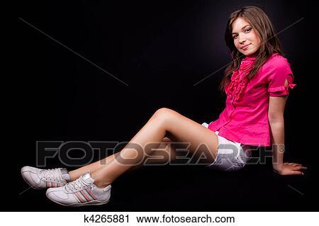 sexy junge beine