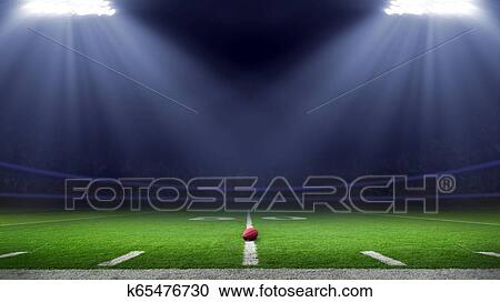 football stadium background stock image k65476730 fotosearch fotosearch