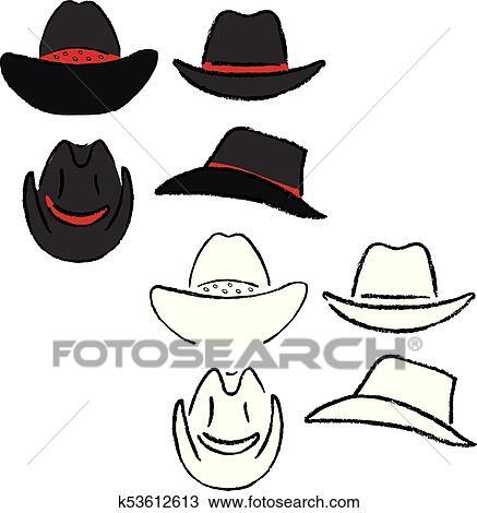 Clipart - chapéu vaqueiro 7b831fef33a
