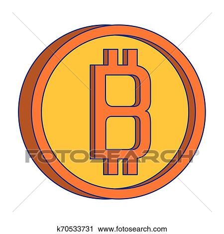 Cryptocurrency symbol ask coin