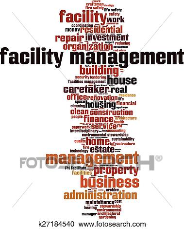 clipart of facility management word cloud k27184540 search clip rh fotosearch com High Resolution Images for Printing Owl Clip Art High Resolution