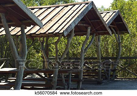 Excellent Pavilion Wooden Handmade Tables And Benches Made Of Wood Ibusinesslaw Wood Chair Design Ideas Ibusinesslaworg