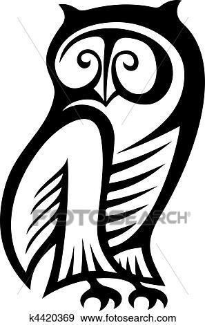 Eule Symbol