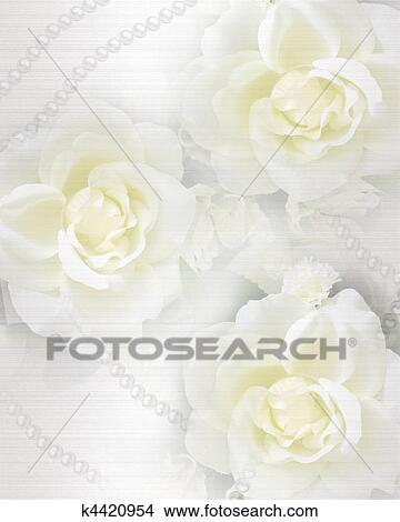 Zeichnungen Hochzeitskarten Hintergrund Rosen K4420954 Suche